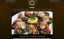restuarant website design